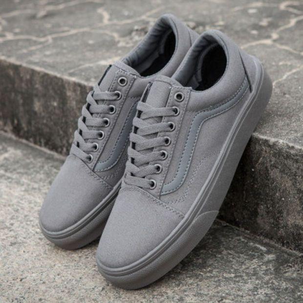 508fa01839 Trendsetter VANS Canvas Old Skool Flats Sneakers Sport Shoes