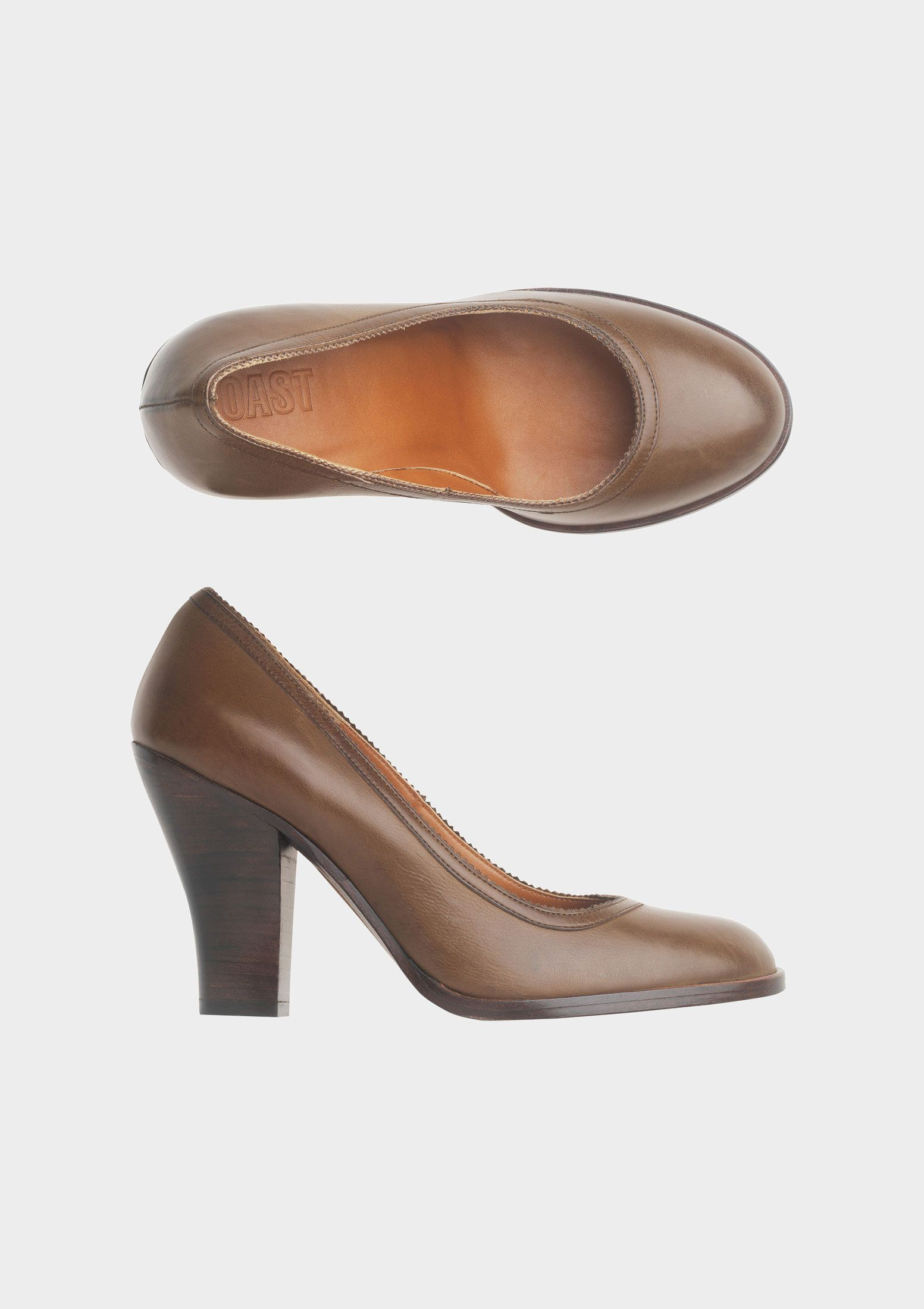 HEELED PUMP by TOAST these are lovely