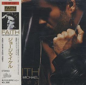 For Sale - George Michael Faith Japan  CD album (CDLP) - See this and 250,000 other rare & vintage vinyl records, singles, LPs & CDs at http://eil.com