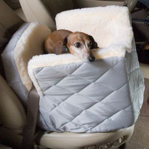 Snoozer Console Lookout Pet Car Seat Booster Seats
