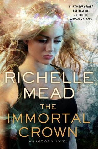 KT Book Reviews: The Immortal Crown (Age of X #2) by Richelle Mead