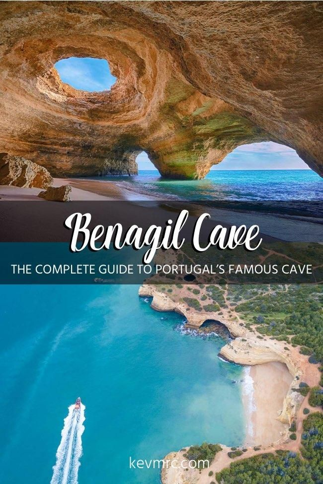 Benagil Cave - The Complete Guide to Visiting The Benagil Cave in 2019 #traveltoportugal