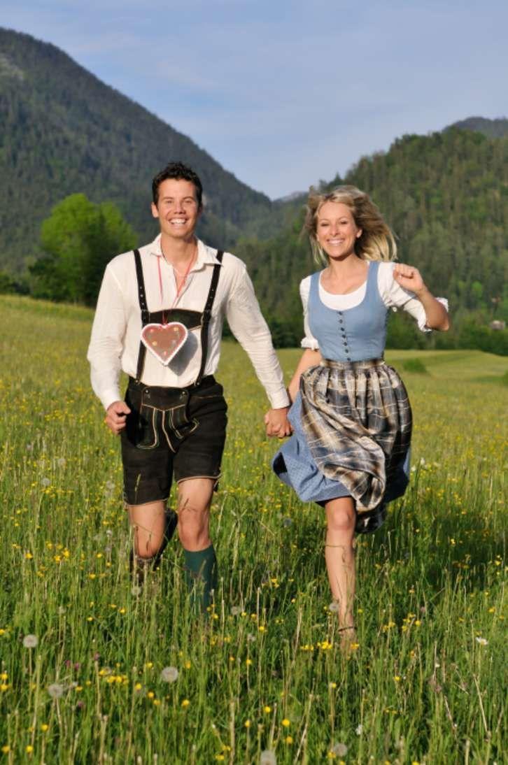 Oktoberfest Dirndl and Lederhosen | Oktoberfest and German ...