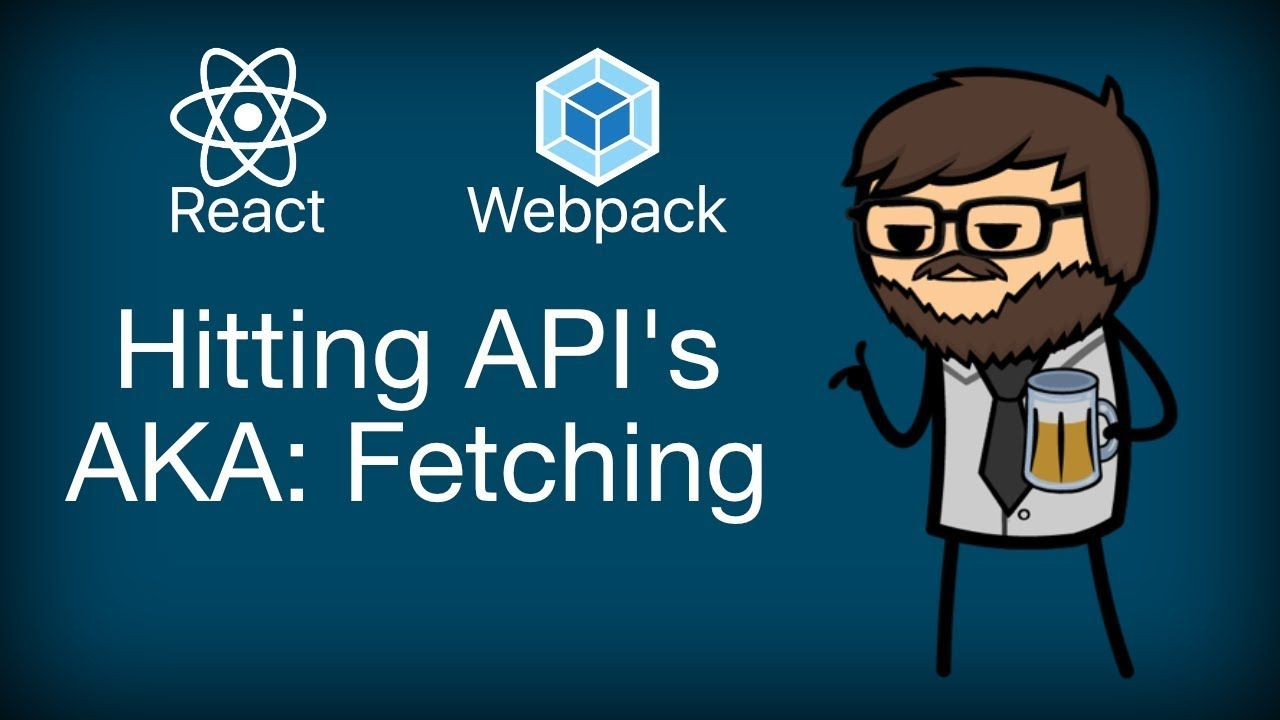 Tutorial: Using Fetch API to fetch from services and and