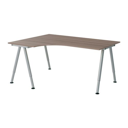 Galant Corner Desk Left Ikea 10 Year Limited Warranty Read About The Terms