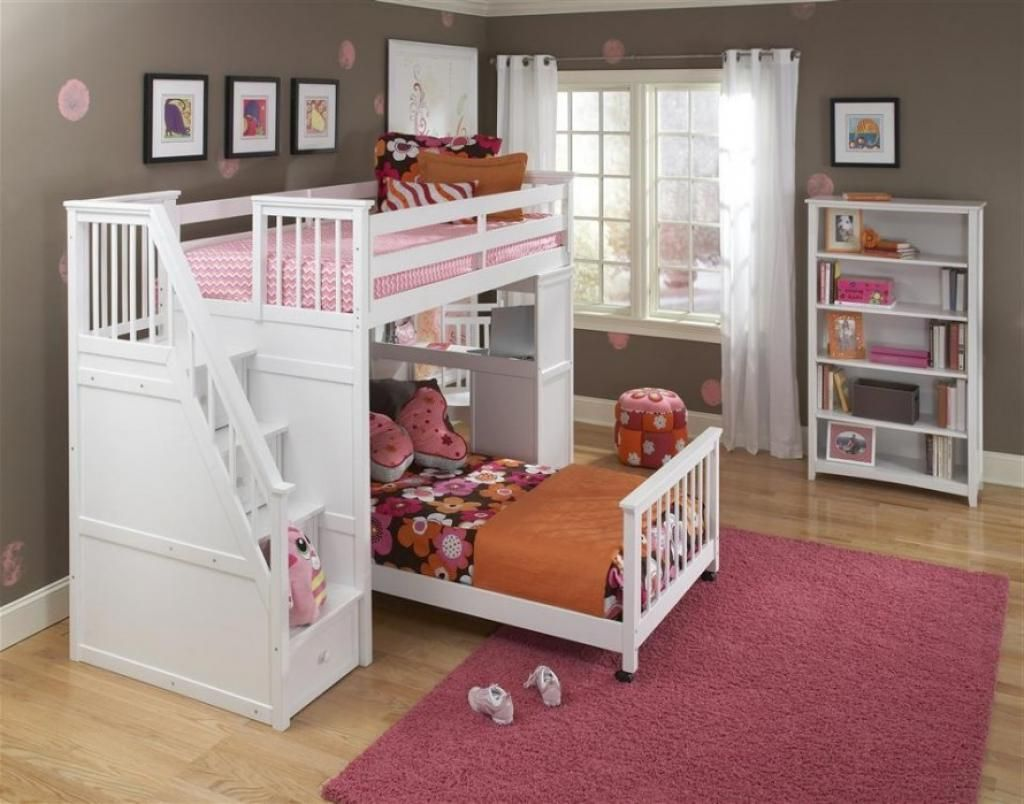 Dope Beautiful White Bunk Beds Get Your Own Home Comfort