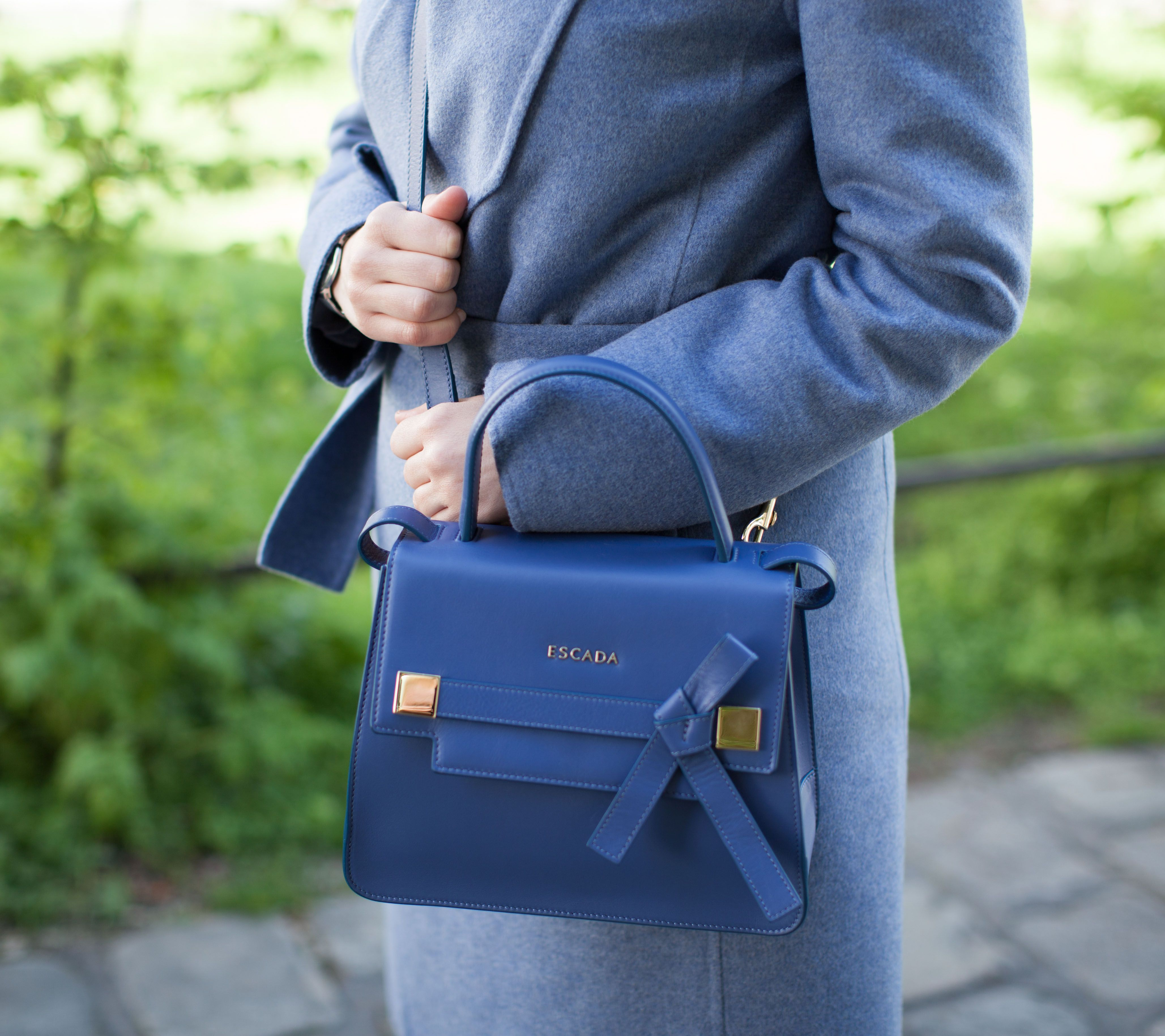 The Mini Bag Is This Season S Must Have Piece For Reason Our Iconic Escada Ml40 Now Comes In A Size