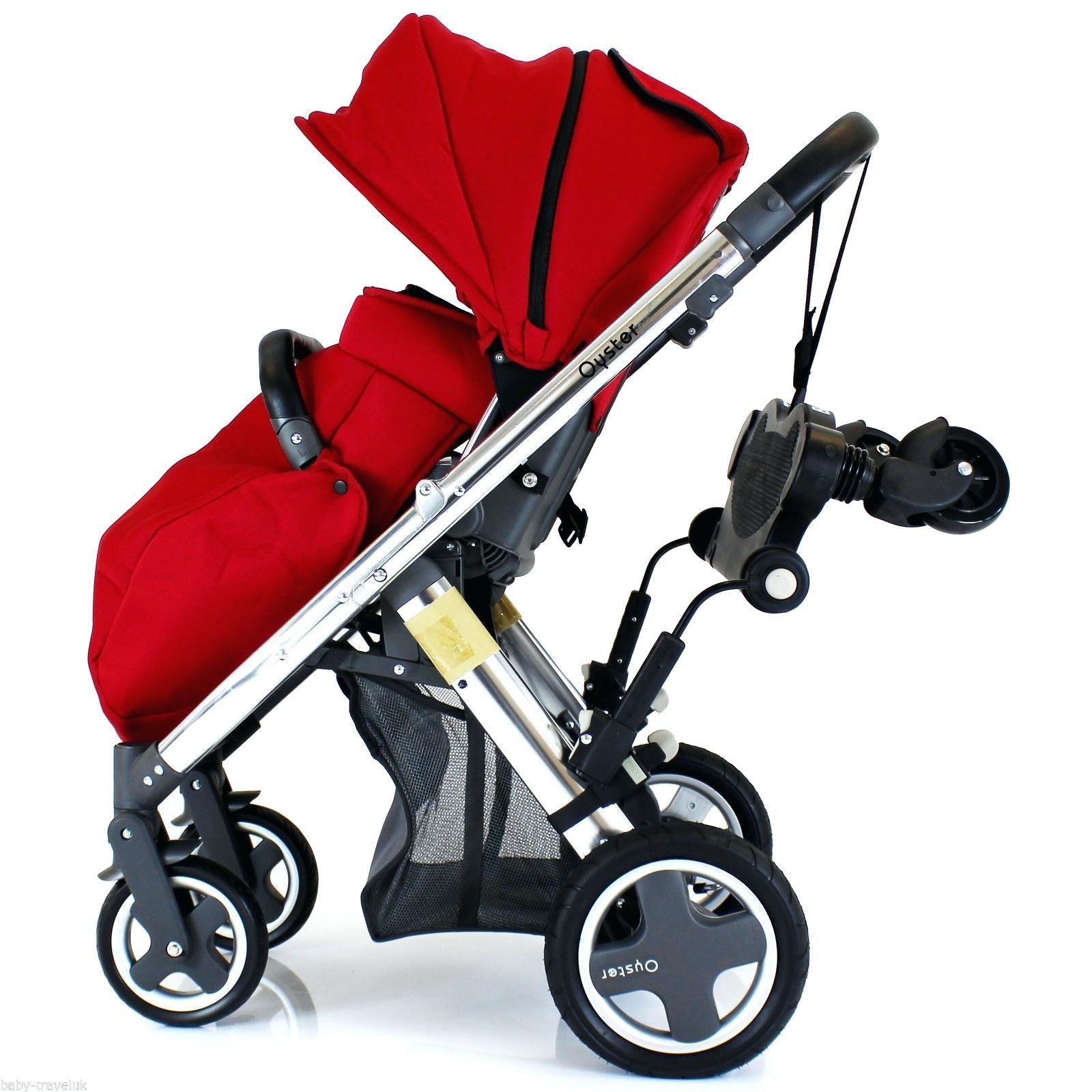 Englisch Stil Baby Kinderwagen Neu Buggy Board Fur Oyster Buggy Kinderwagen Pram Fahrt Auf Schritt Pink Kombikinderwagen Stroller Baby Strollers Baby