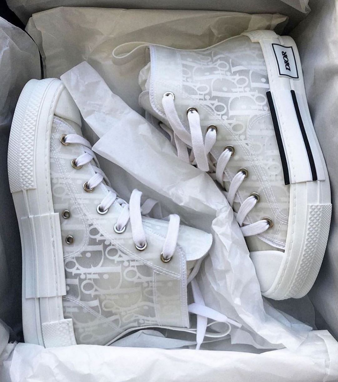 """Streetwear on Instagram: """"New colour way by Dior. B23 High tip ..."""