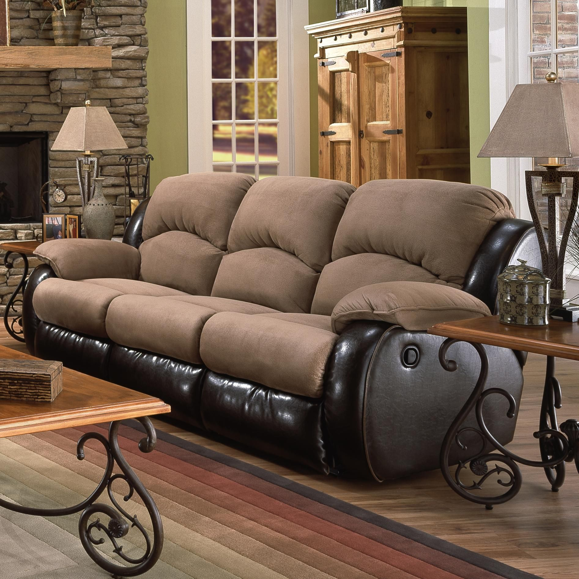 ... The Southern Motion Jolson Power Reclining Sofa At Furniture Superstore    Rochester, MN   Your Rochester, Southern Minnesota Furniture U0026 Mattress  Store