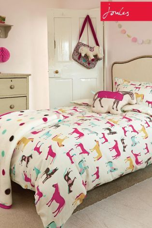 Joules Horseplay Duvet Cover From The Next Uk Online