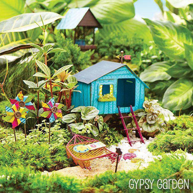 Studio m what 39 s new for january 2014 fairy gardens for Jardines en miniatura