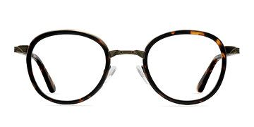 29587c127c Tortoise Bourgeois - Fashion Metal Eyeglasses