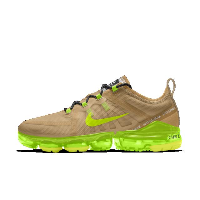 viceversa Capilla Inscribirse  Calzado para hombre personalizado Nike Air VaporMax 2019 By You | Zapatos  deportivos de moda, Nike, Calzado hombre