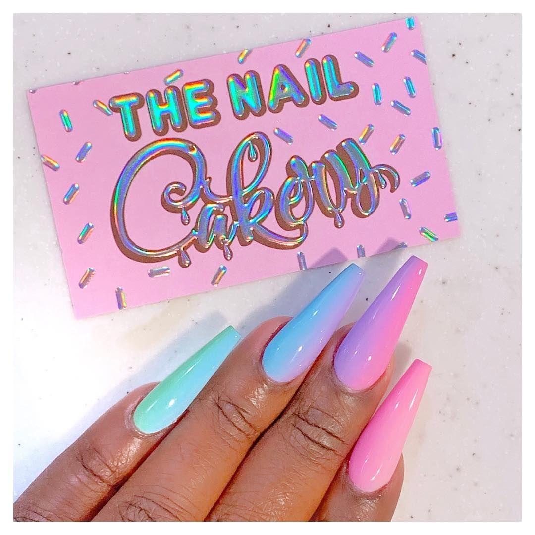 "The Nail Cakery®️ on Instagram ""My favorite business"