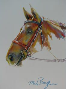 Equine Art by Marilyn ...