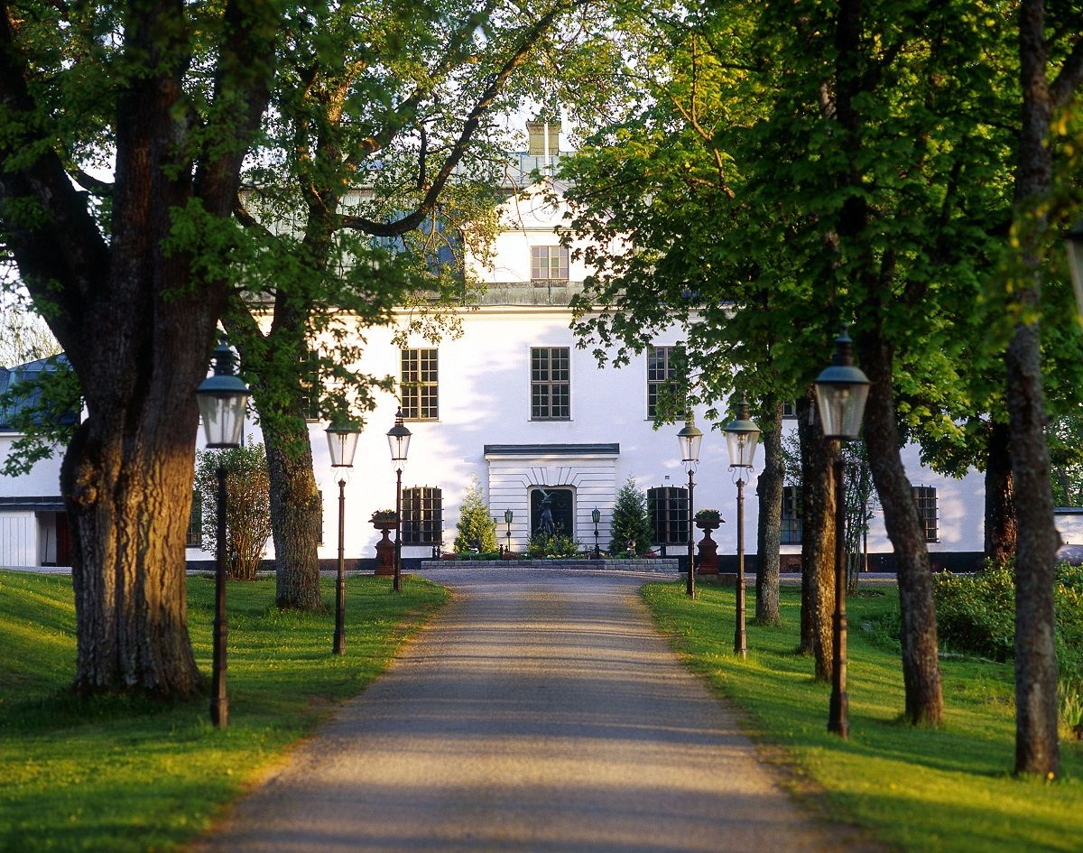 Check out this luxury hotel it is the häringe palace in sweden to get an inside look of luxury hotels visit luxurysafes me blog