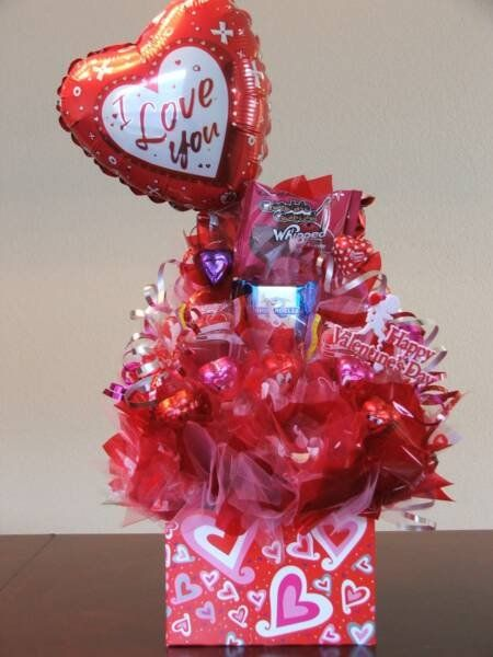 A Business Of Your Own Valentine S Day Candy Bouquet Candy