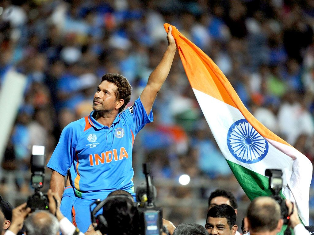 Image Result For Sachin Tendulkar Wallpapers In World Cup 2011