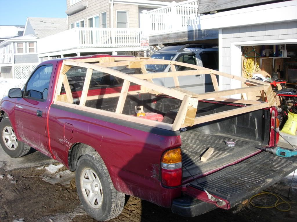 Aerocap For A Tacoma Pickup Page 6 Fuel Economy Hypermiling Ecomodding News And Forum Truck Canopy Fuel Economy Truck Bed Camper