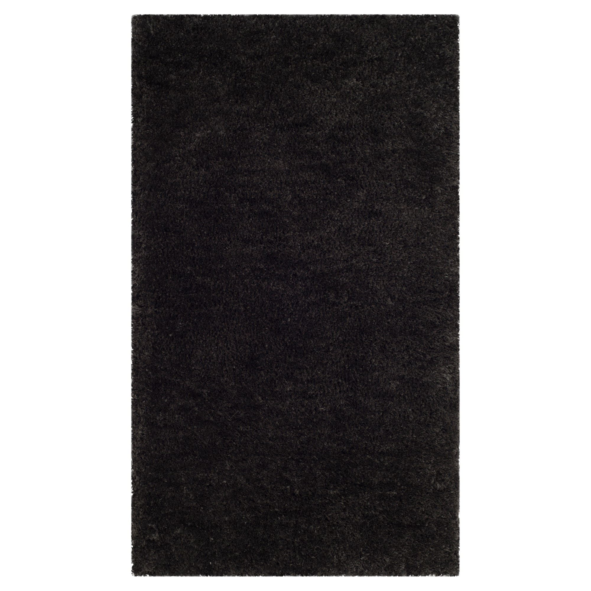 Charcoal Solid Tufted Accent Rug - (3'x5') - Safavieh ...