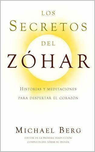 SECRETOS DEL ZOHAR,LOS MICHAEL BERG SIGMARLIBROS