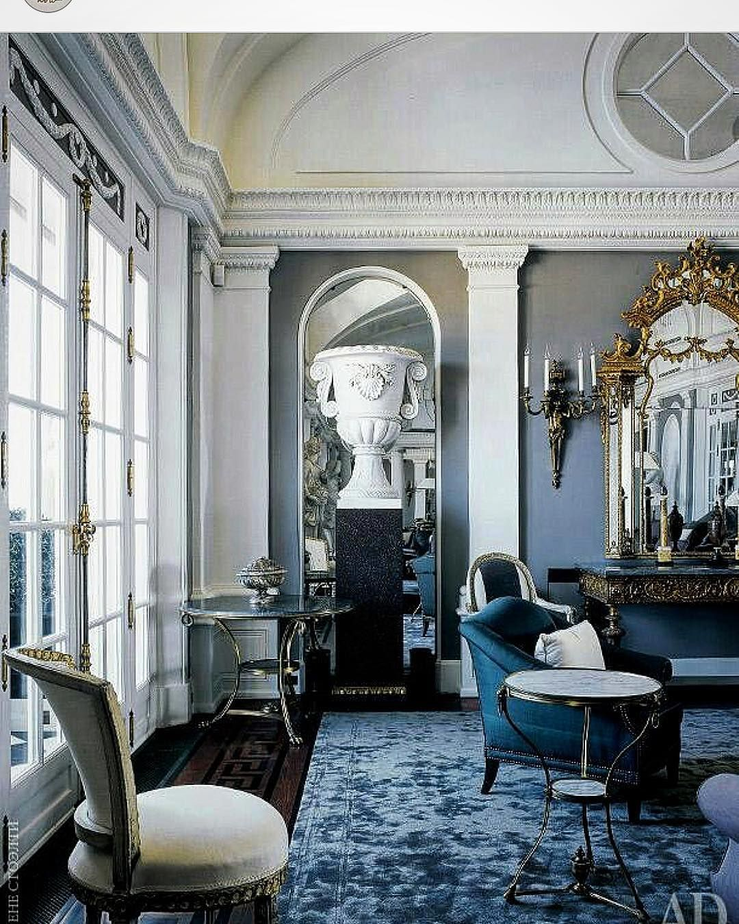 Simply neo classic simply neo classic pinterest for Modern neoclassical interior design