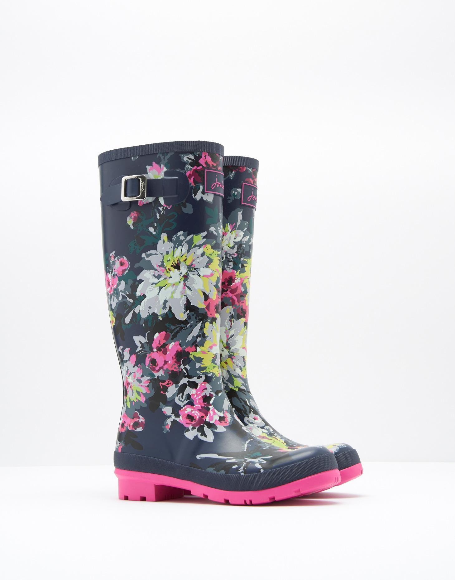964d9671ac9ad Navy Blue Boots, Flat Boots, Low Heel Boots, Block Heel Shoes, Women's