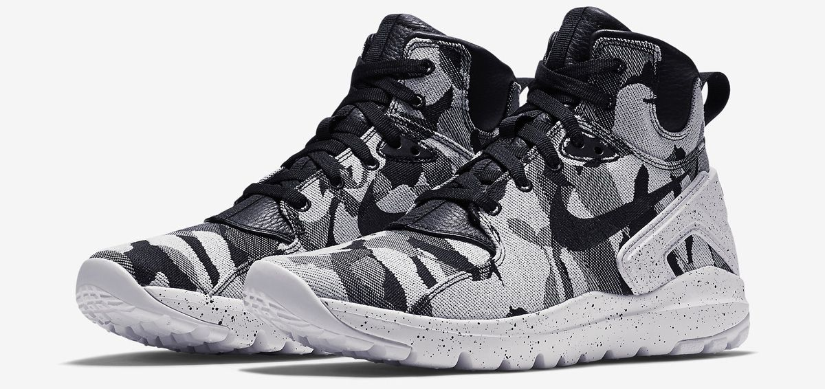 Camouflage Covers the New Nike Koth Ultra Mid • KicksOnFire.com