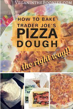 ¿Intentaste hornear la masa de pizza de TJ y fracasaste miserablemente? Déjame mostrarte cómo hornear ...