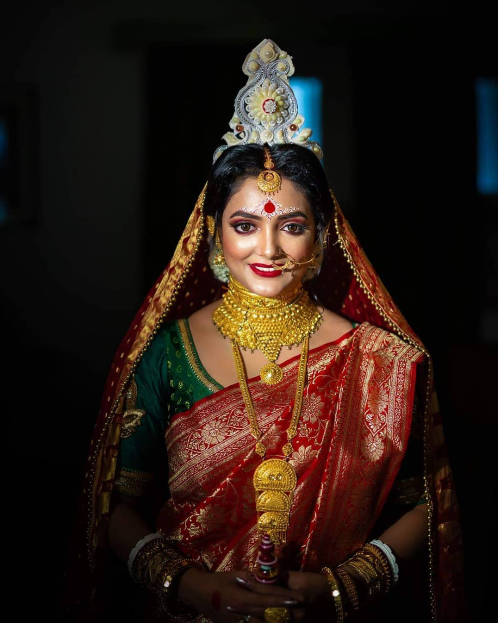 How Much Does Bridal Makeup Cost in Kolkata? Bengali