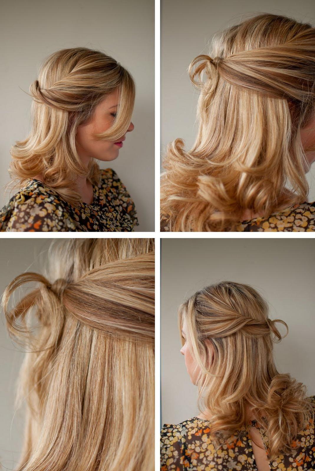 wedding hairstyles half up hairstyle websites wedding hairstyles ...