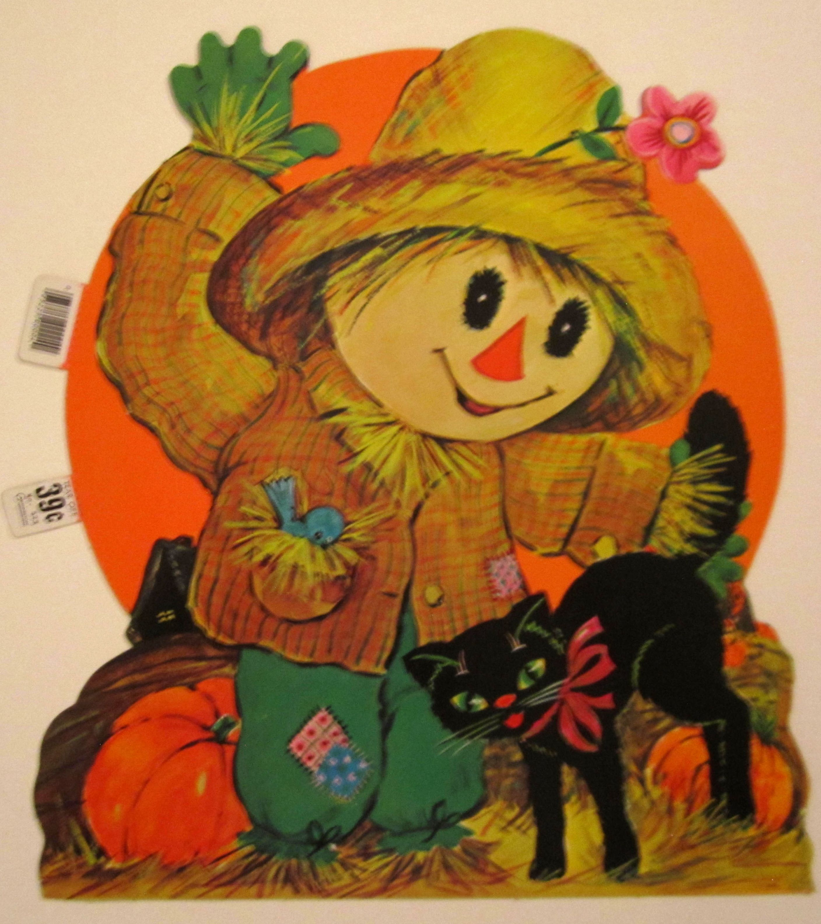 Vintage Halloween Decoration Made By Carrington Early 1980 S 1982 83 Vintage Halloween Cards Vintage Halloween Halloween Full Moon