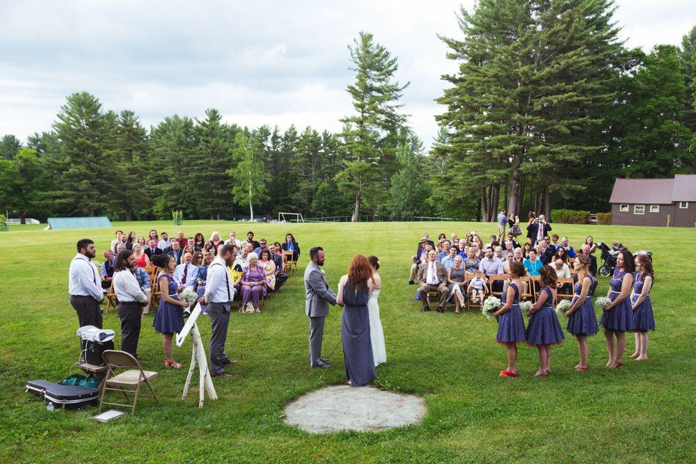 summer camp wedding, upstate new york wedding photography