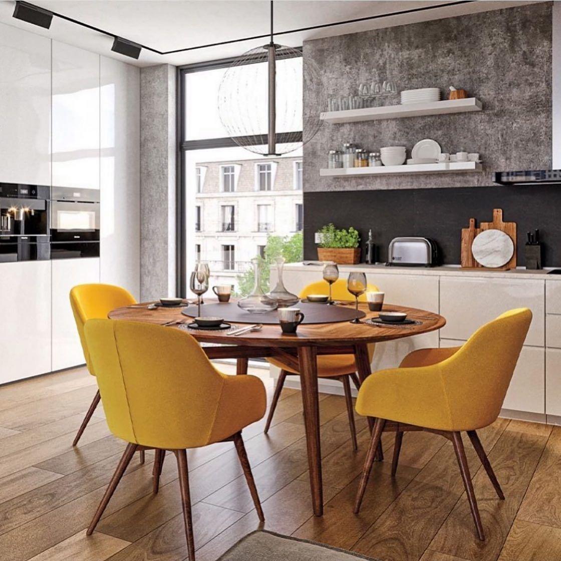 Barletta Dining Table Gray In 2021 Coffee Table Table Modani Furniture [ 1120 x 1120 Pixel ]