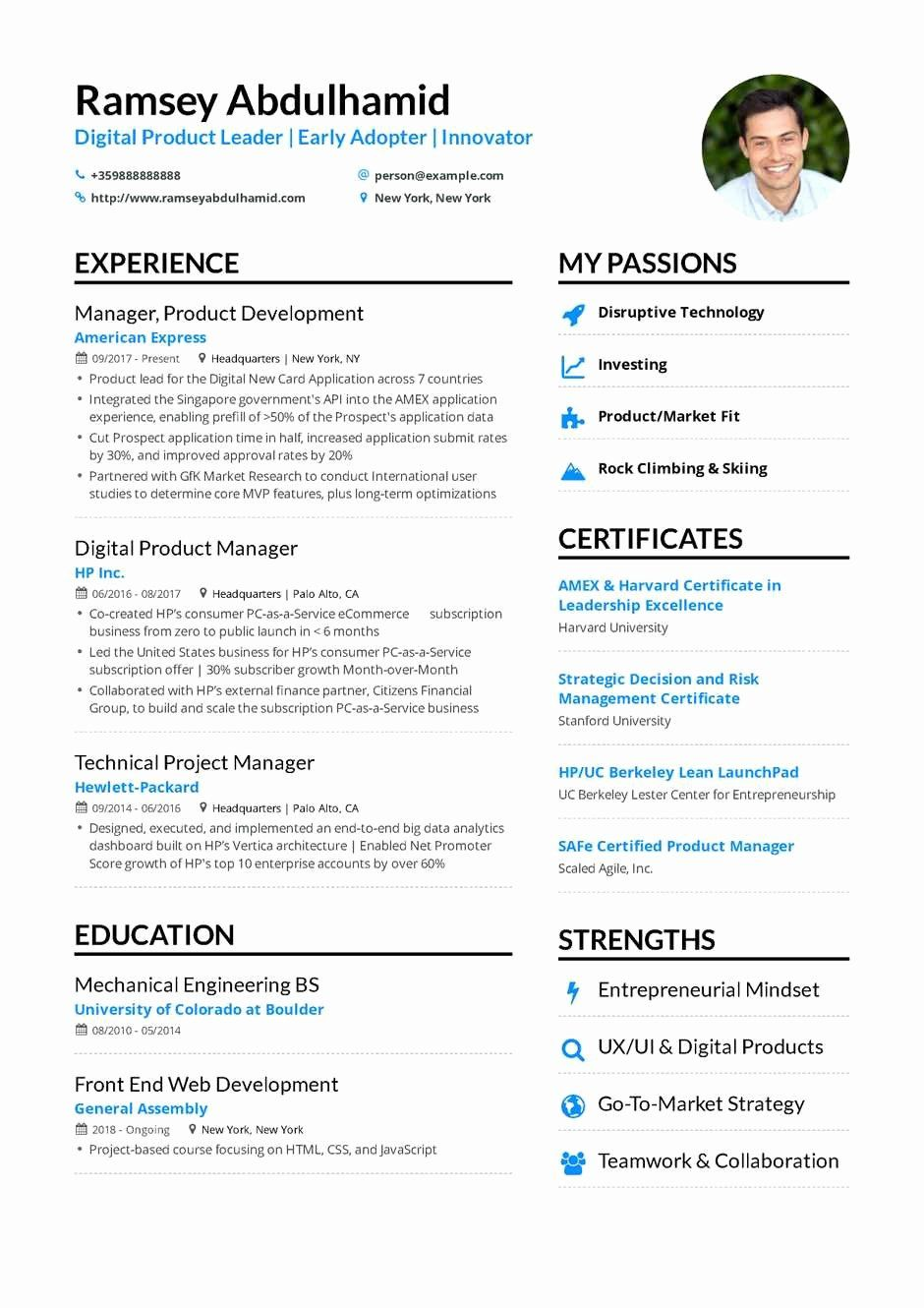 Program Manager Resume Examples Lovely The Best 2019 Project Manager Resume Example Guide Project Manager Resume Manager Resume Resume Examples