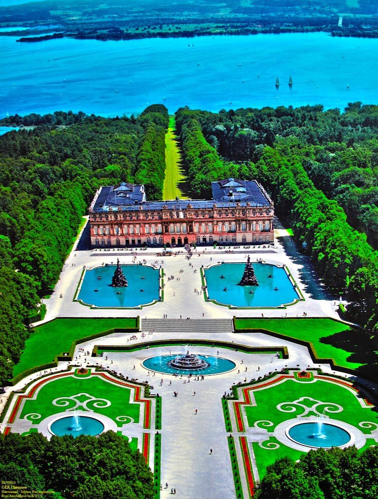 Pin By No Ra On Germany Germany Castles Germany Palaces Castle Bavaria