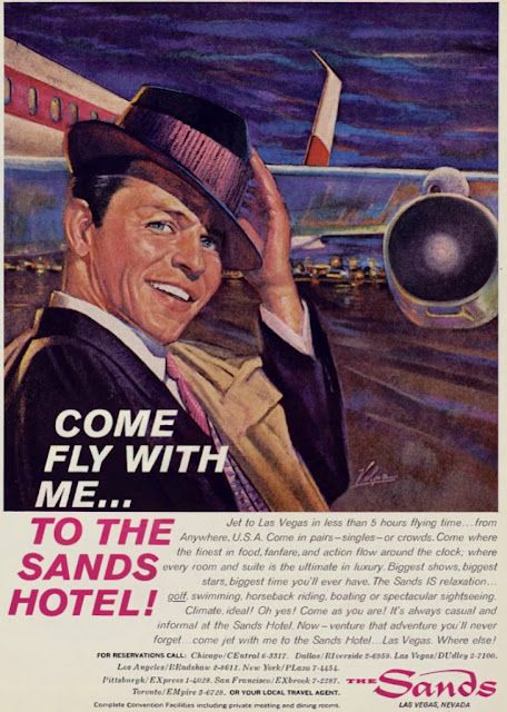 Frank Sinatra for the Sands Hotel b3f667ee296f