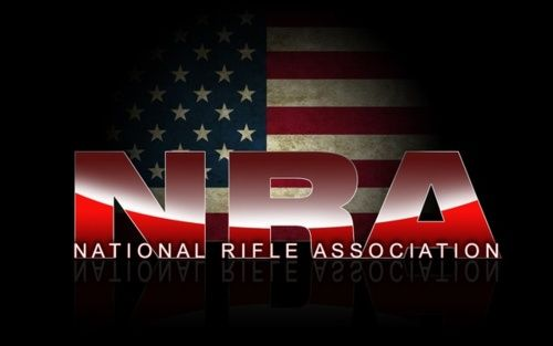 I Proudly Support The NRA