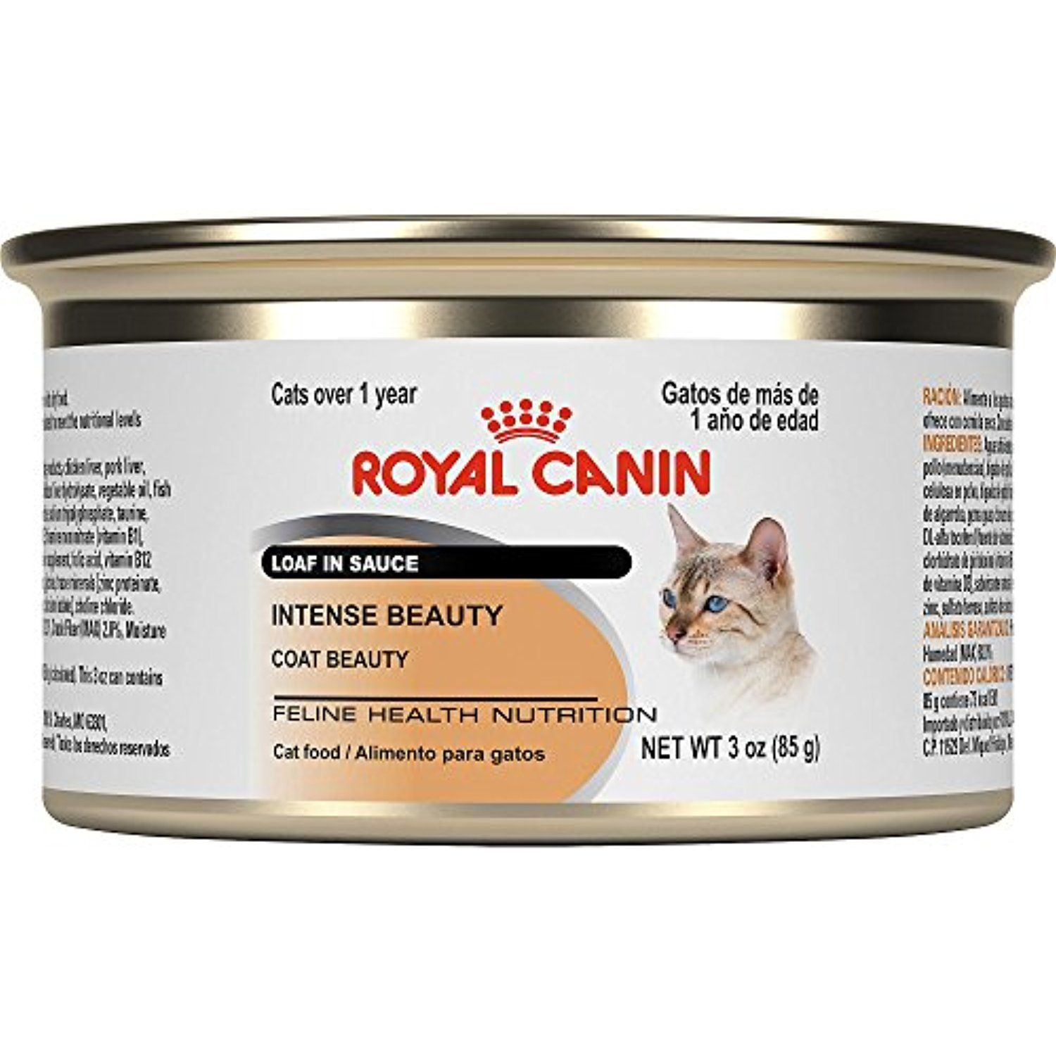 Royal Canin Canned Cat Food Intense Beauty Thin Slices In Gravy Pack Of 24 3ounce Cans You Can Find More Details By Visit Canned Cat Food Dry Cat Food Food