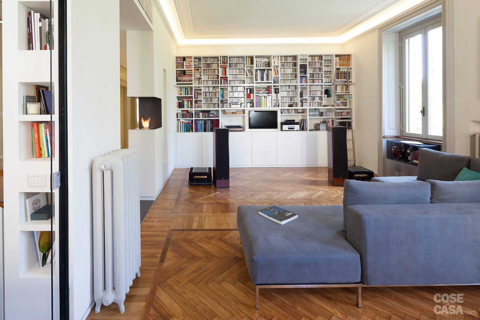 Distribuzione Spazi Interni Casa.108 Mq Con Nuove Divisioni Finestra Pinterest Arredamento