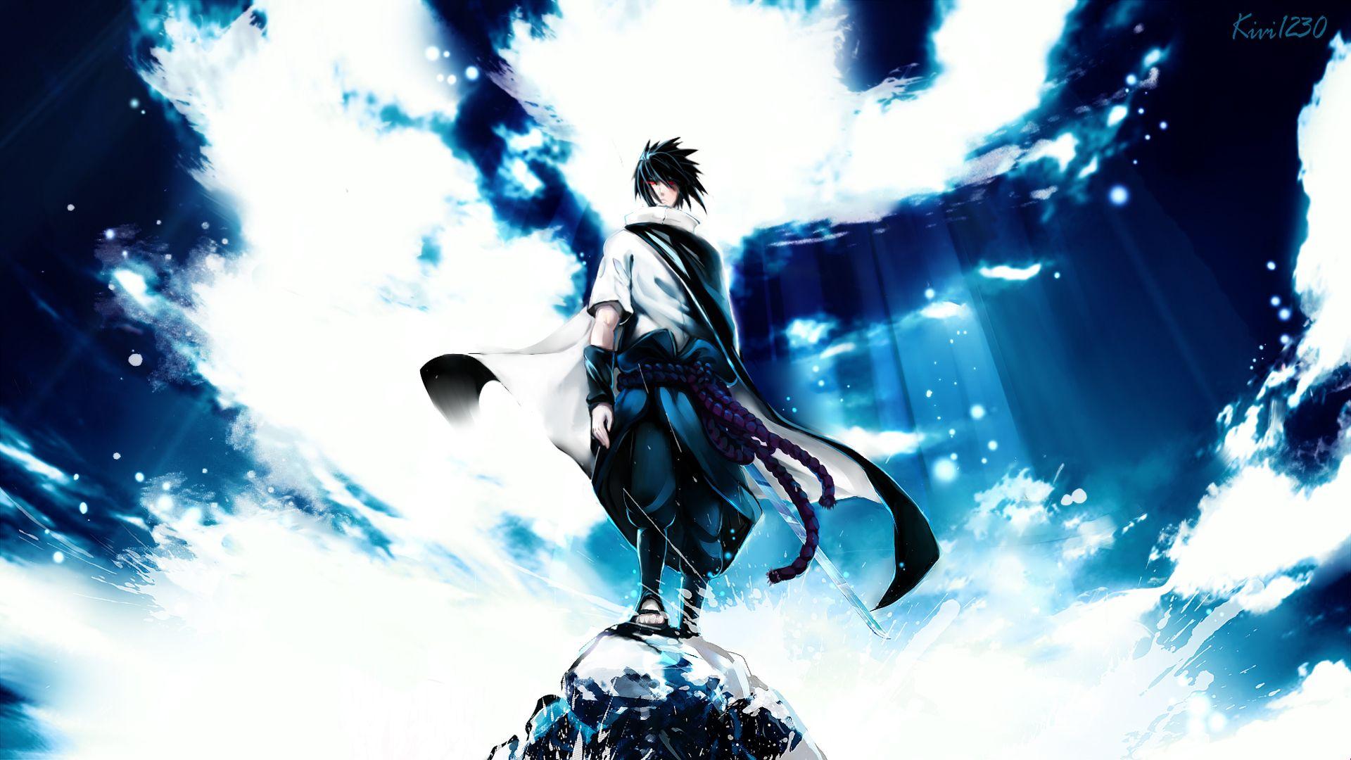 hd wallpaper anime 556 | hd wallpaper, blue wallpaper, abstract