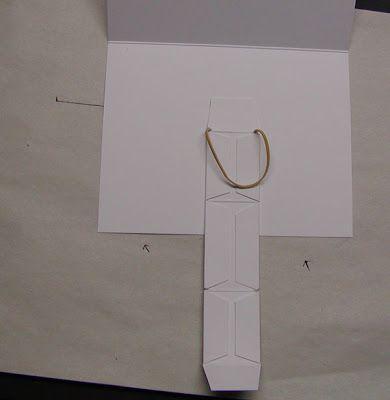 How To Make A Confetti Flinger Confetti Cards Swing Card How To Make Confetti