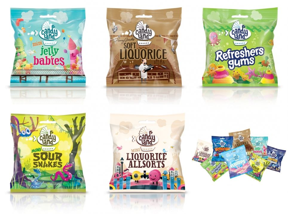24 best Candy & Sweets Packaging Design images on Pinterest