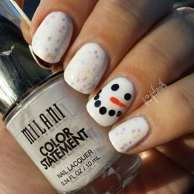 Easy snowman!