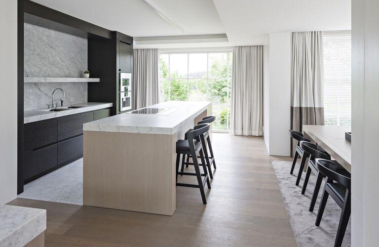 Kijkwoning brussel black kitchens pinterest black kitchens and