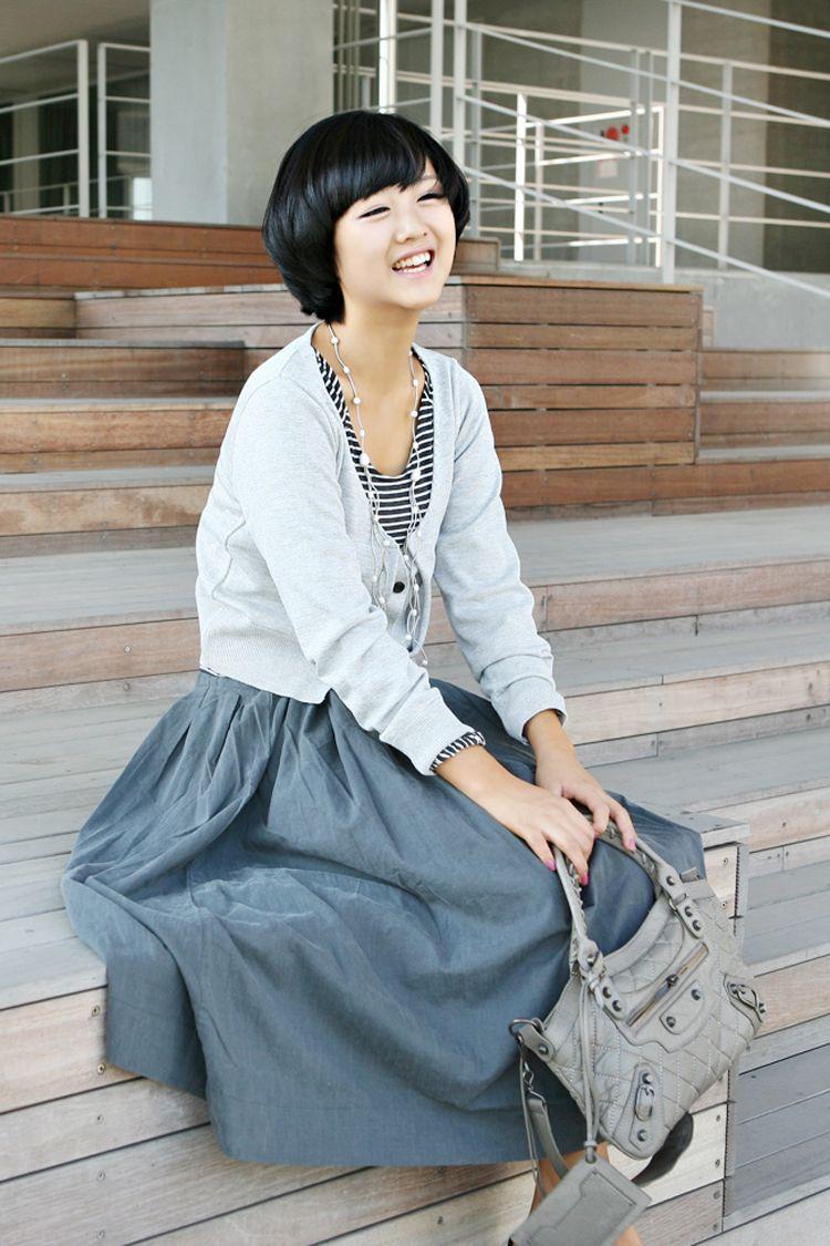 تفضل بزيارة صفحة اتس مي ستايل للازياء ازياء ستايل كوري ازياء كورية اوياء اسيوية كوري كيوت جكيت معطف بنطلون شعر Korean Fashion Online Fashion Korean Fashion