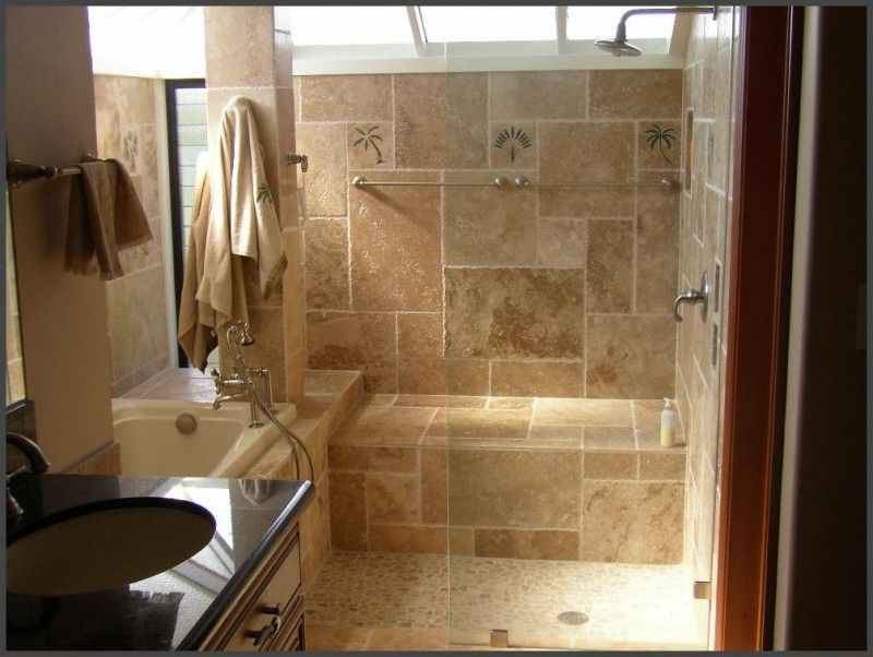 Bathroom remodeling tips small bathroom small spaces for Small bathroom remodel pictures
