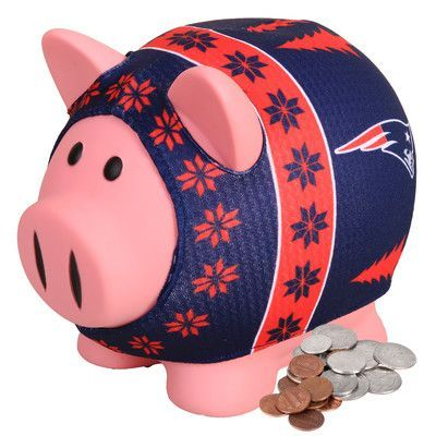 Forever Collectibles NFL Sweater Piggy Bank NFL Team: