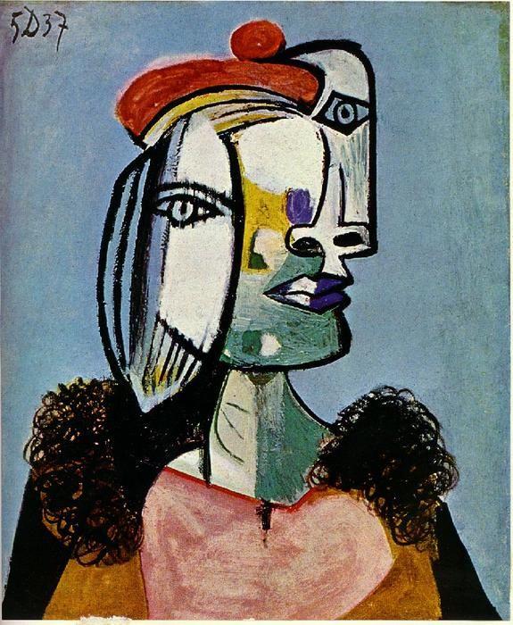 pablo picasso ohne titel 93 kunst gemalde bilder abstrakt kaufen leinwand abstrakte